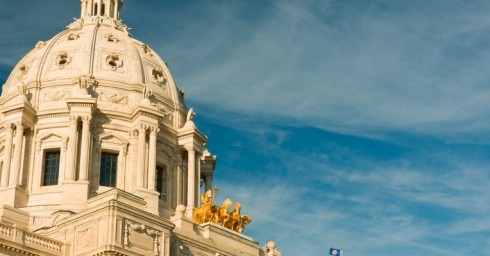 Minneapolis state capital