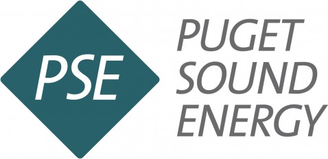 Puget Sound Energy Logo (Vert)