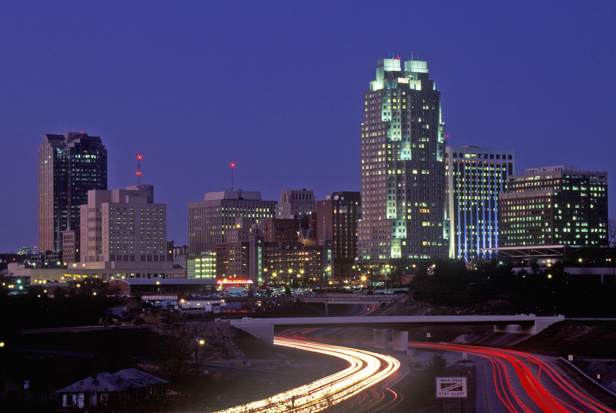skyline_Raleigh